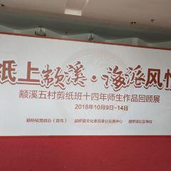 Shanghai Municipality Mingxing District Masses Art Gallery User Photo