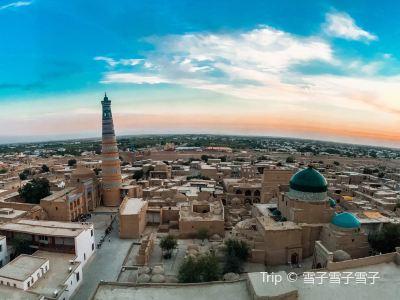 Islom-Khodja Madrasah
