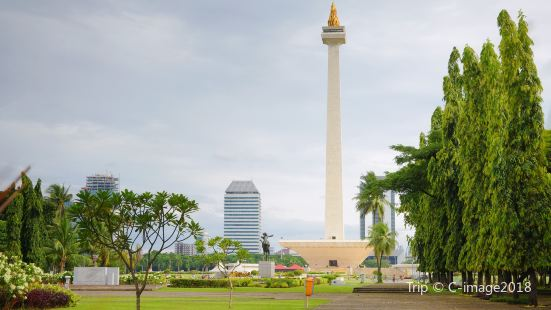 National Monument of Indonesia