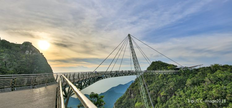 The Langkawi Sky Bridge2