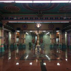 스리마하마리암만사원 여행 사진