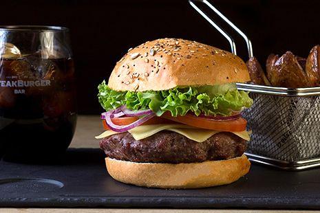 Steakburger Atocha