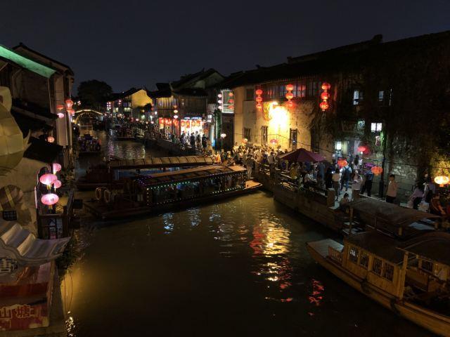 Shantang River Cruise