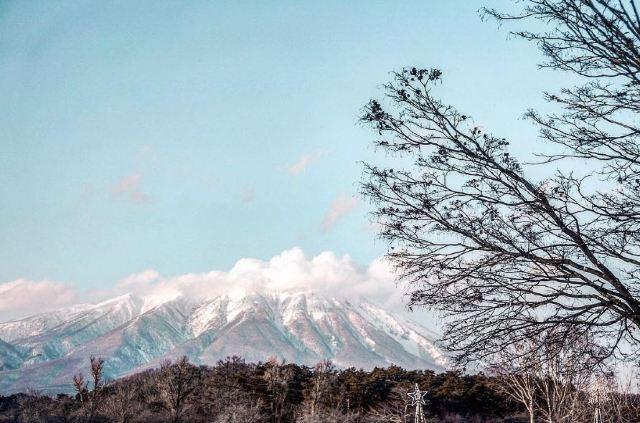 日本東北也有富士山!滑雪,泡湯,賞櫻,還能get三年簽!