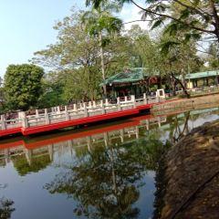 중국 정원 여행 사진