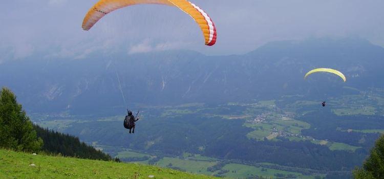 Hongjiaoling International Paragliding Flight Camp2
