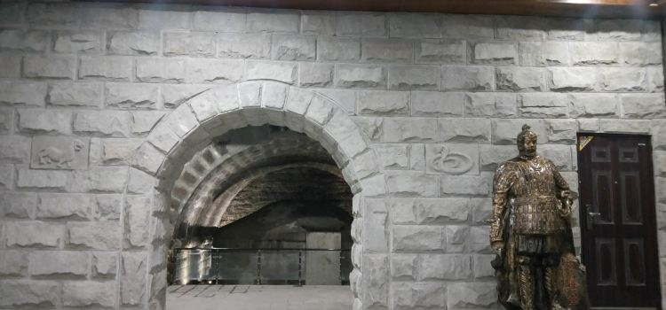 Ba Manzi Tomb3