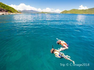 Mun Island Diving Tour