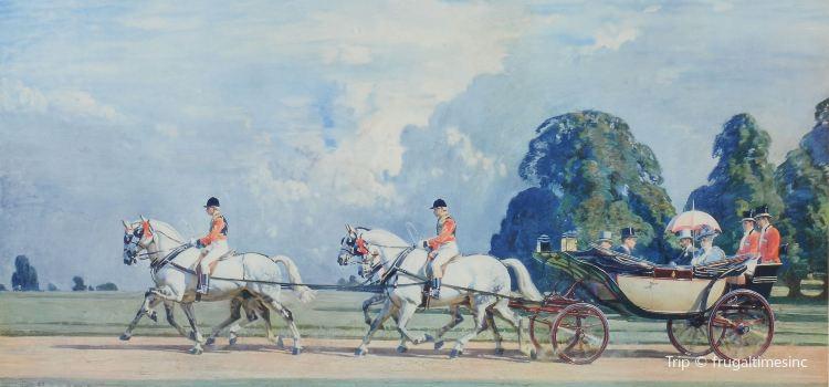 The Sir Alfred Munnings Art Museum
