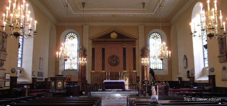 St Paul's Church - Covent Garden