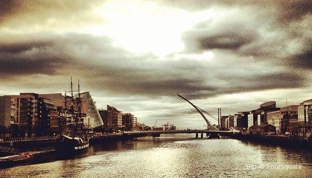 Samuel Beckett Bridge1