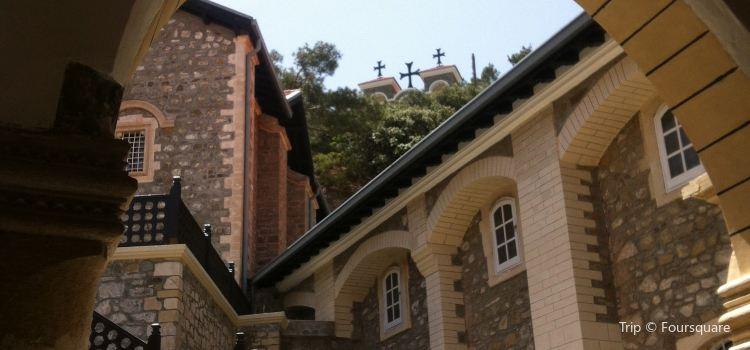 Kykkos Monastery (Panagia tou Kykkou)2