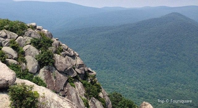 Old Rag Mountain Hike2
