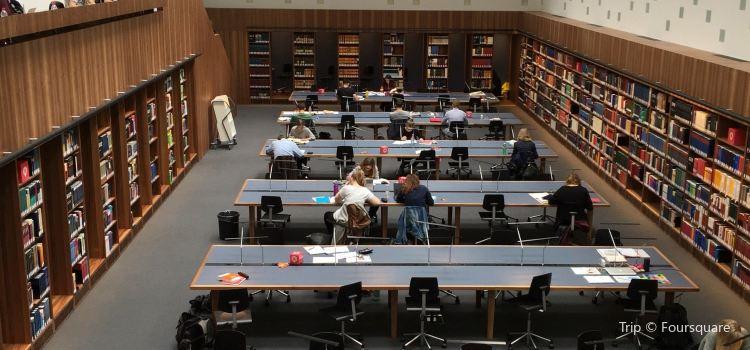 Burgerbibliothek Bern1