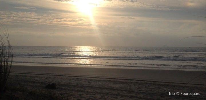 Praia de Leste