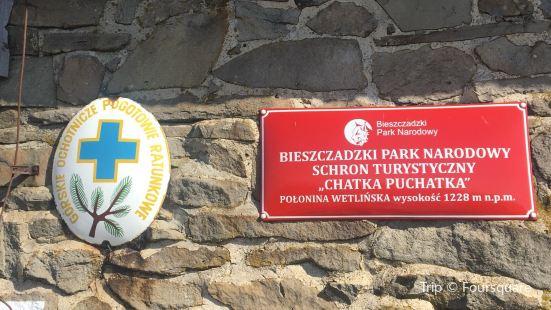 Schronisko Chatka Puchatka