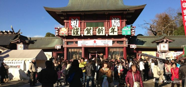 笠間稻荷神社1