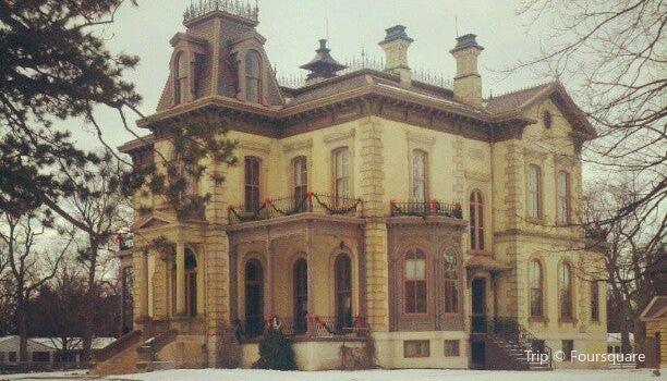 David Davis Mansion State Historic Site2