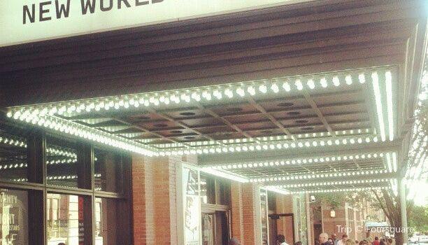 外百老匯新世紀舞臺2
