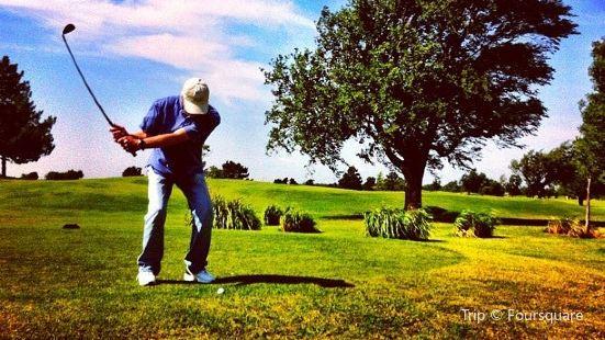 Lake Hefner Golf Course
