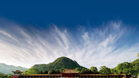 Shundiling (Tomb of the Ruler of Shun) Tourist Site