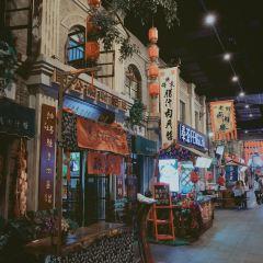 안둥거리 여행 사진