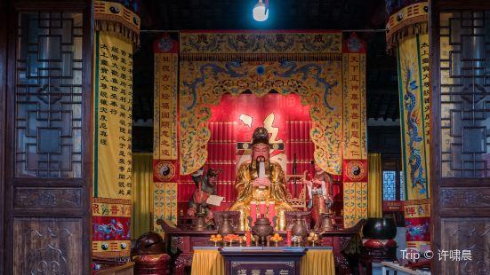 川沙城隍廟