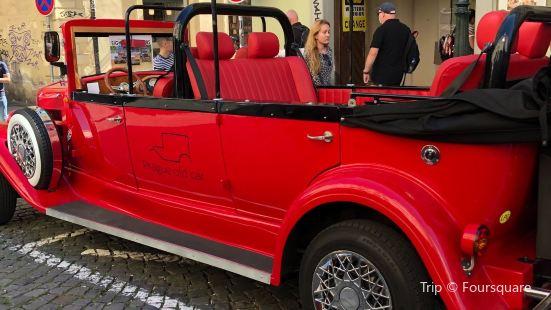 Prague Old Car
