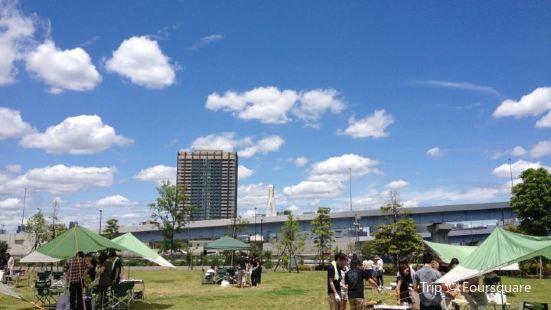 東京臨海廣域防災公園