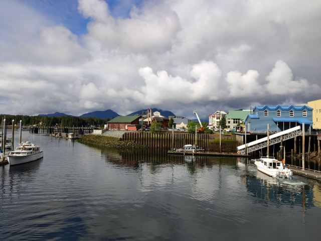 Ketchikan Port & Docking Area