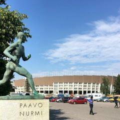 Helsinki Olympic Stadium User Photo