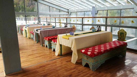 洛格斯遊客中心冰山森林餐廳