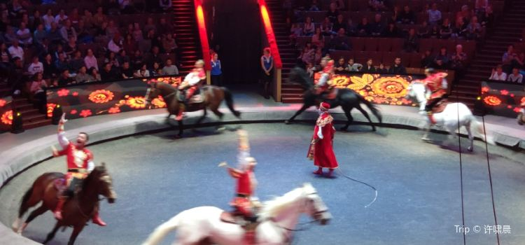 Great Moscow Circus Present1