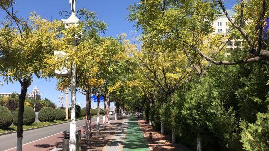 鄂爾多斯青銅文化廣場