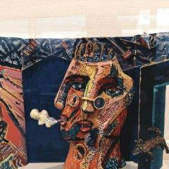 기누타니 고지 천공 미술관 여행 사진