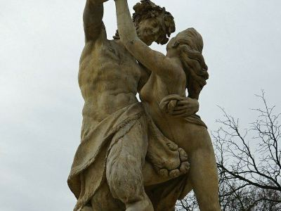 Lazienki Royal Park