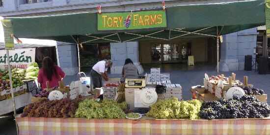 Embarcadero Farmer's Market