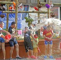 Songkran Festival Chiang Mai User Photo