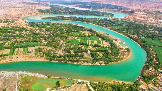 黃河源旅遊區