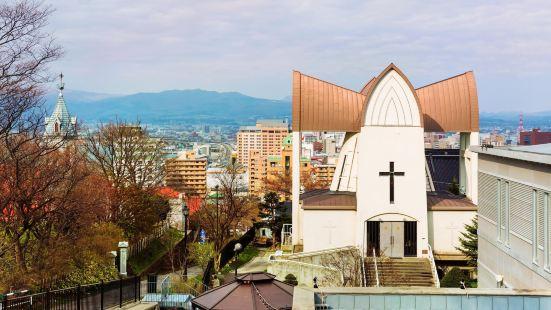 St.John's Church Hakodate