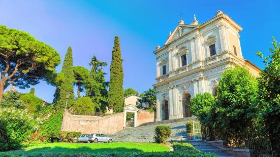 Chiesa di San Teodoro al Palatino