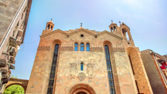 Saint Sarkis Cathedral