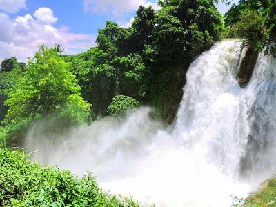 Xiaochang Waterfall