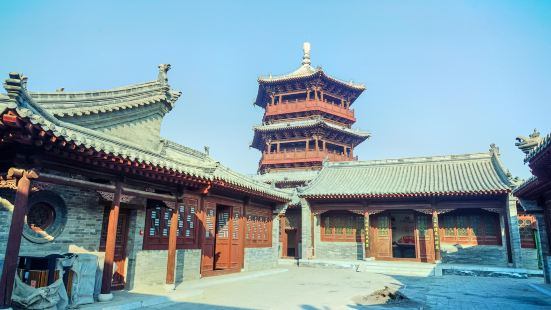 Weizhou Ancient City