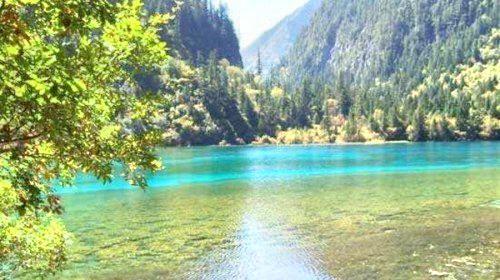 靈壽水泉溪自然風景區