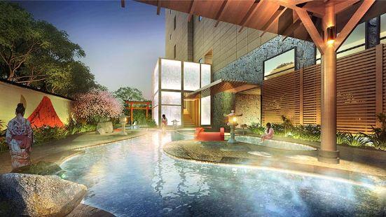 Lianquan Oedo Hot Spring Resort (Shanghai Xinzhuang Branch)