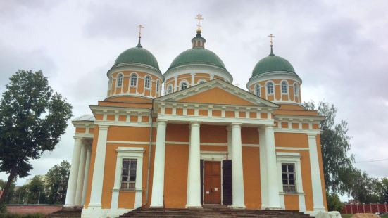 Resurrection Cathedral