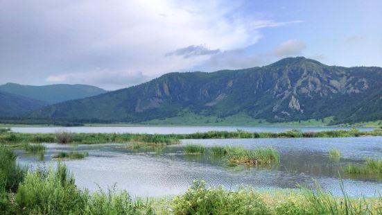 Chaihe River of Hulunbeir