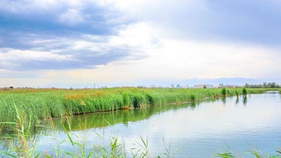 張掖國家濕地公園