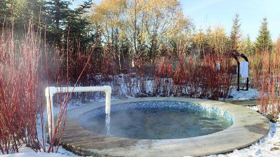五大連池風景區火山磁礦泉